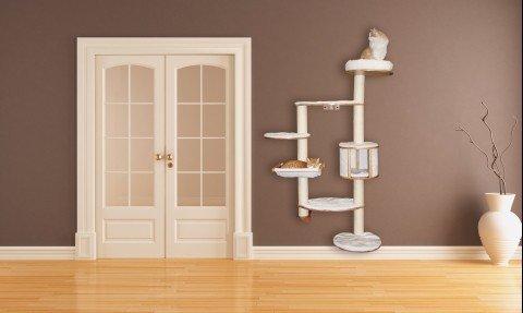 un arbre chat g ant pour le plus grand bonheur de votre chat. Black Bedroom Furniture Sets. Home Design Ideas