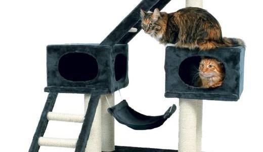 fabriquer soi meme son arbre a chat. Black Bedroom Furniture Sets. Home Design Ideas