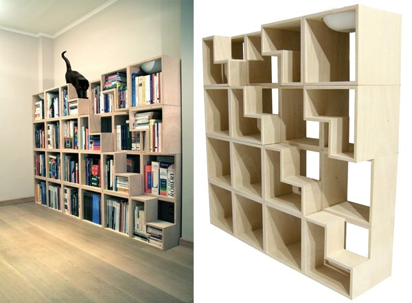cat-library-bibliotheque-chat-Corentin-Dombrecht-1