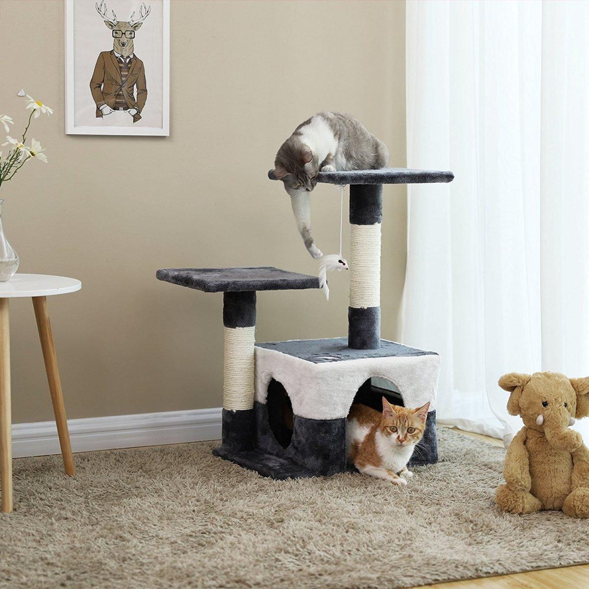 Comment Fabriquer Un Arbre À Chat construire son arbre à chat : quelques conseils pratiques